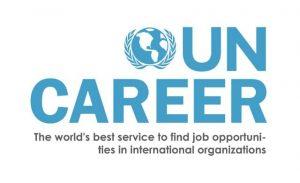 Get a job at UN